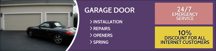 Miami FL Garage Door Repair